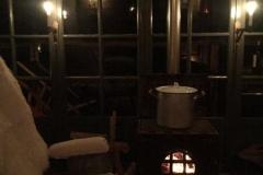 Le poêle à bois pour un week-end au coin du feu