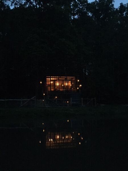 Dormir en cabane ou à la belle étoile