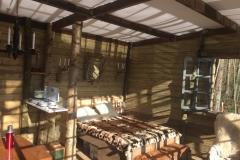 Chambre de la Cabane sauvage